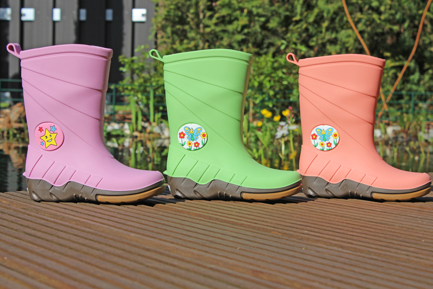 Kid's Rain Boots for Girls and Boys